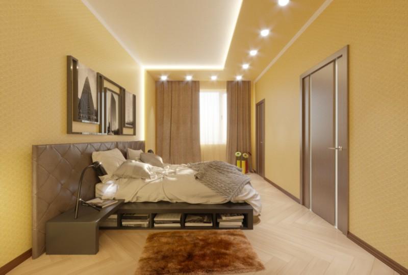 Визуализация спальни 3Ds Max + Corona, cam_2