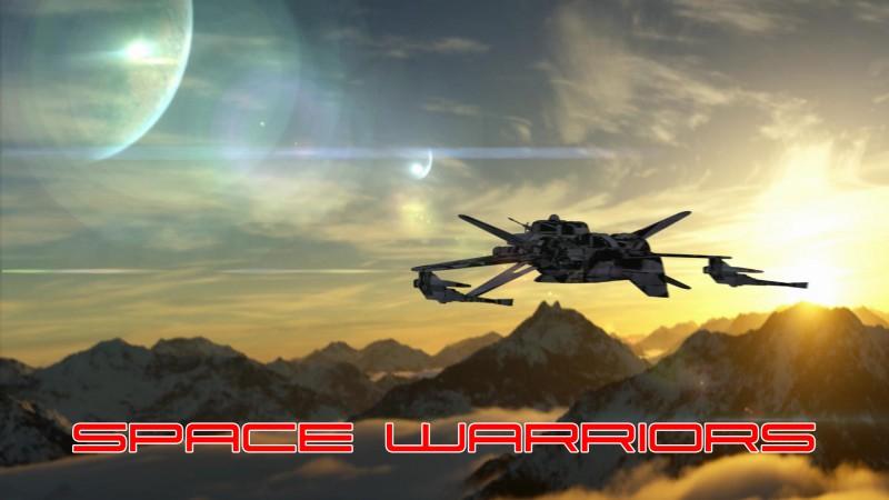Саунд дизайн для Space Warriors