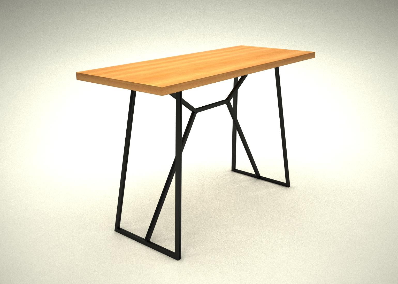 барный стол в ресторан