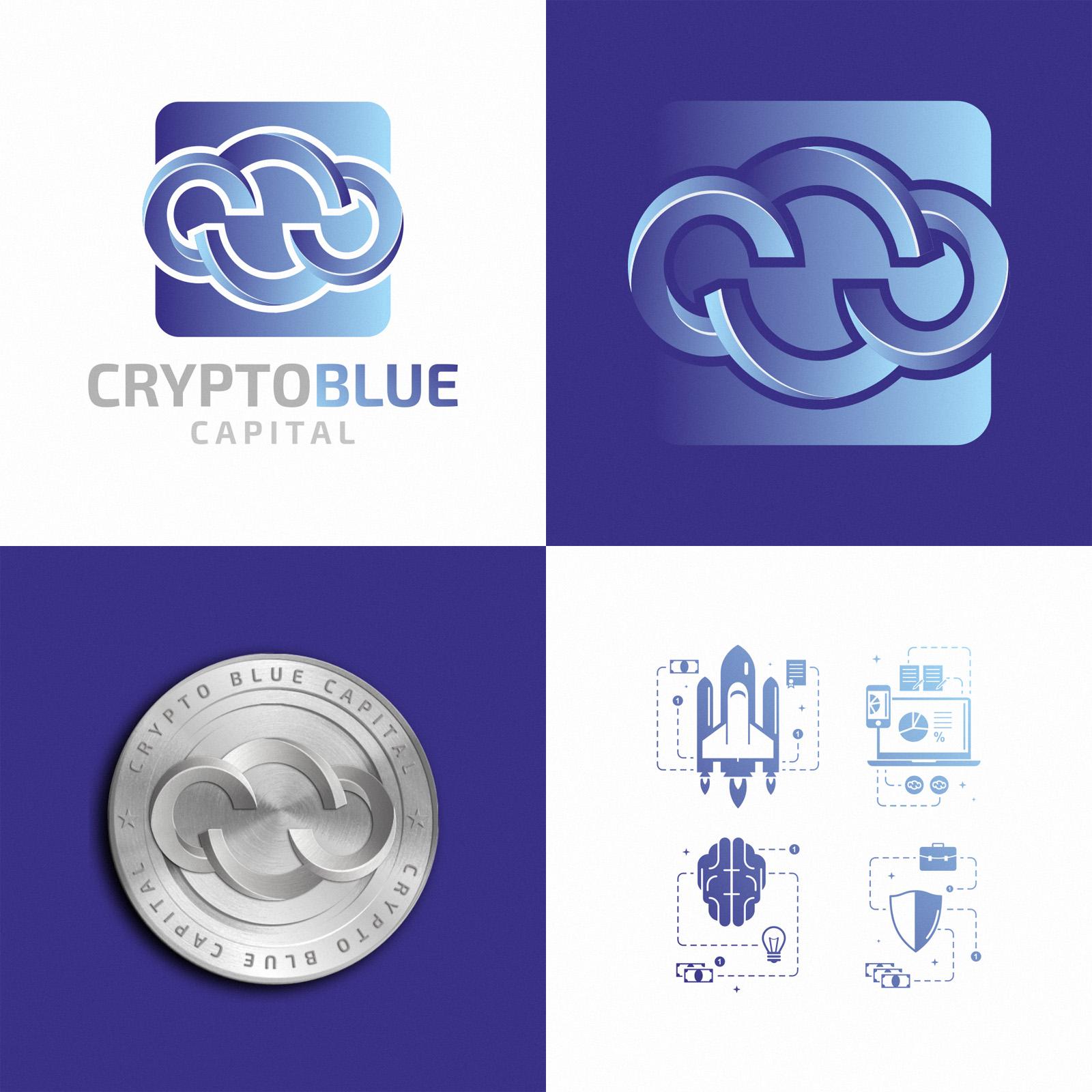 CryptoBlue