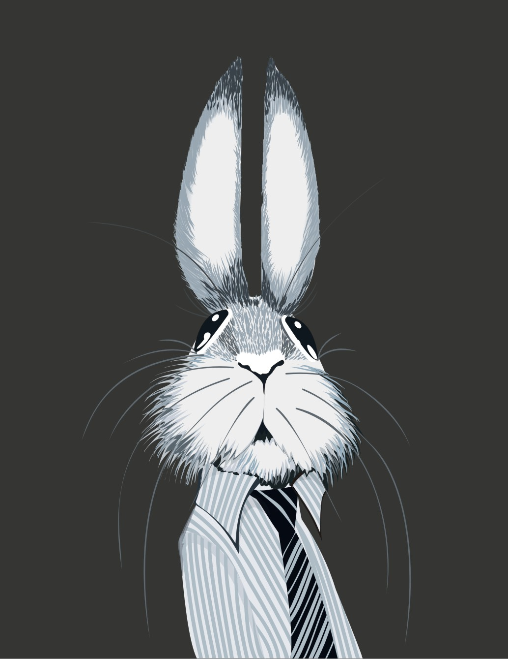 Постеры с кроликами зайцами