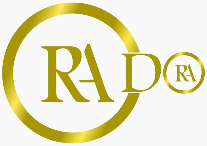 """Логотип салона обручальных колец """"Radora"""""""