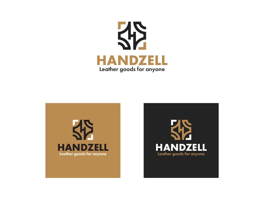 Логотип для компании HANDZELL