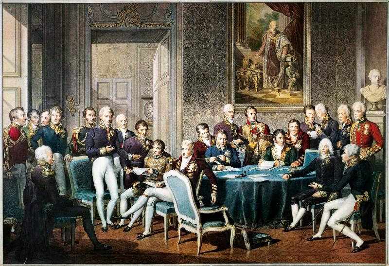 Историческая статья о Парижском конгрессе