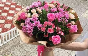 Живые цветы по любым поводам