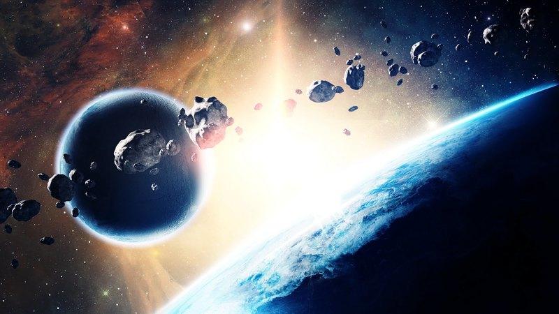 Научно-популярный текст о космосе