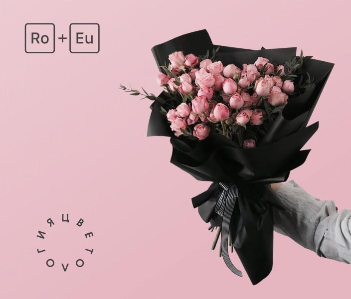 Цветология - Оформление букета цветов