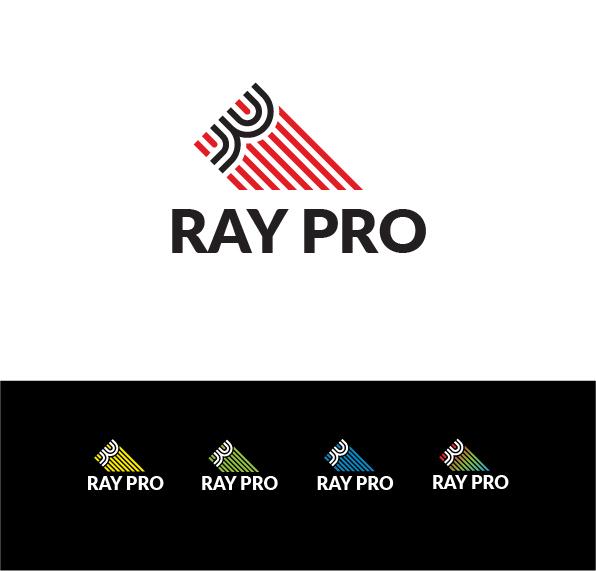 ПОБЕДА В КОНКУРСЕ. Логотип для компании RAY PRO
