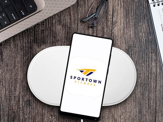 Мобильное приложение Android SPORTOWN fitness