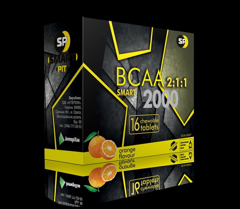 """Дизайн упаковки спортивного питания """"BCAA"""""""