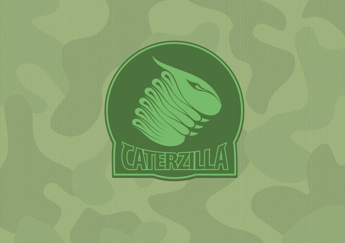 Caterzilla Khaki