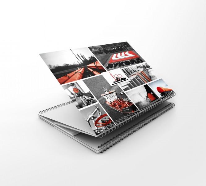 Квартальный календарь для компании «Лукойл»
