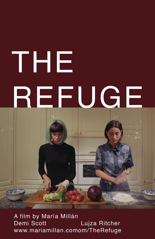 Постер для фильма The Refuge