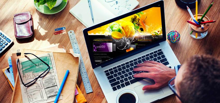Разработка дизайна для WEB-сайта
