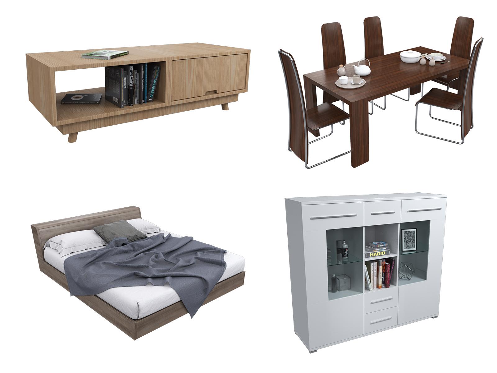 Моделирование и визуализация мебели