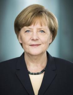 Политик Ангела Меркель