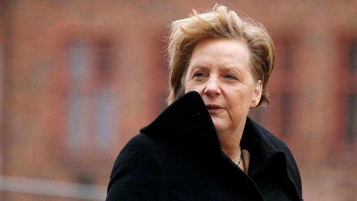 Метаморфозы Ангелы Меркель