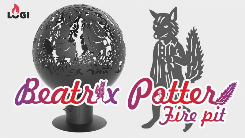 Beatrix potter 3D ролиk