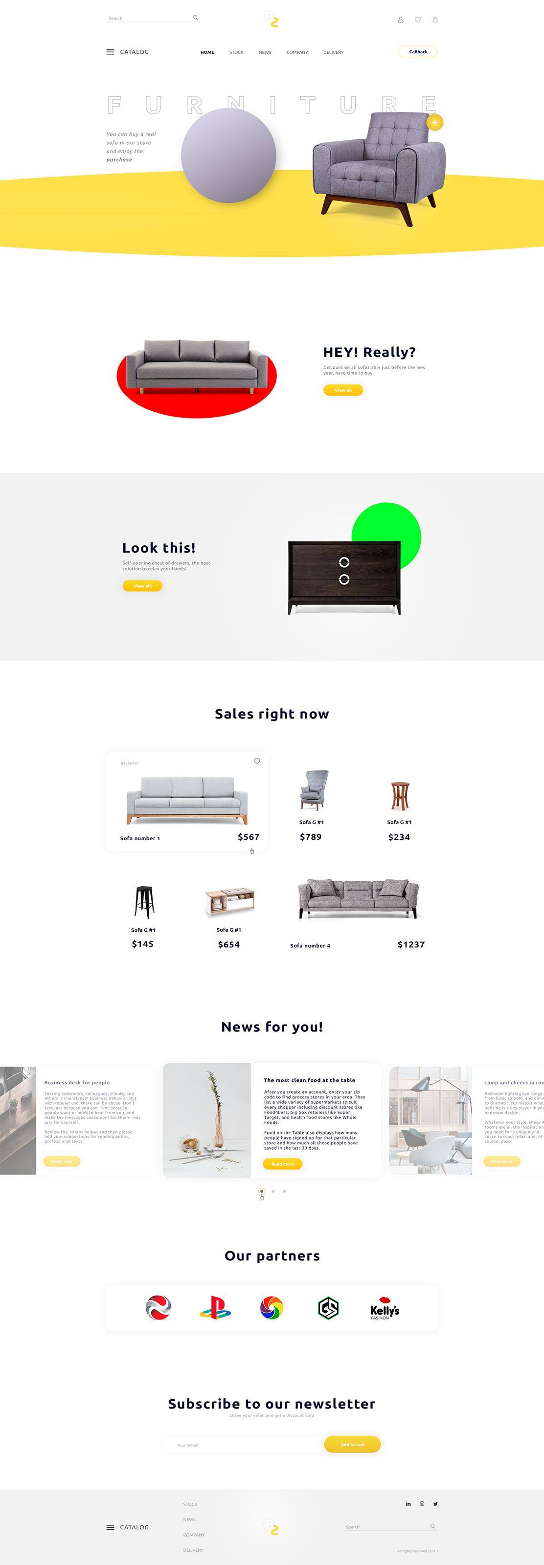 BS furniture shop