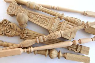 Балясины деревянные в Екатеринбурге