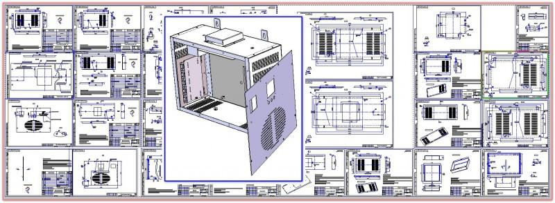 Модель и документация