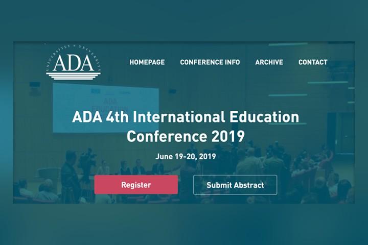 University of university ADA