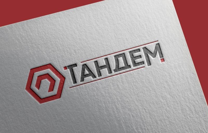 Логотип дилера окон, дверей и натяжных потолков