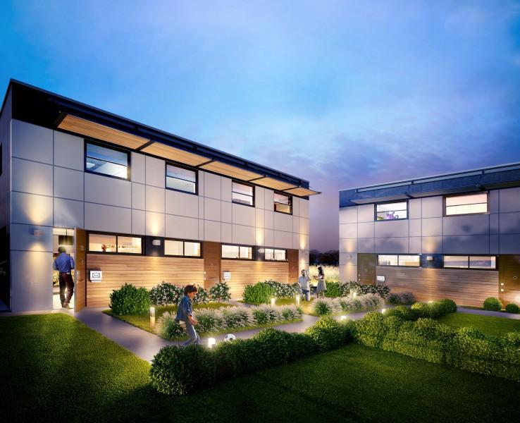 LAS VEGAS. BUILDING COMPLEX PROJECT