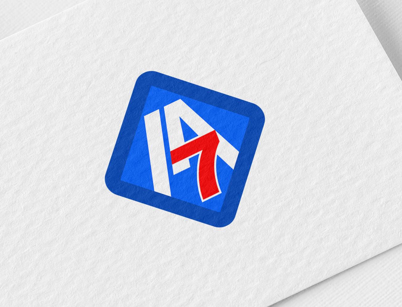 Личный логотип хоккеиста