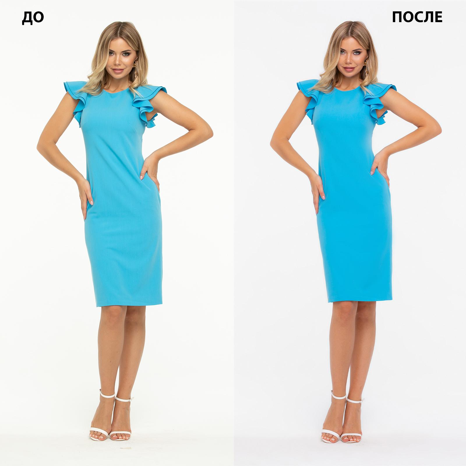 Каталожная ретушь одежды №2