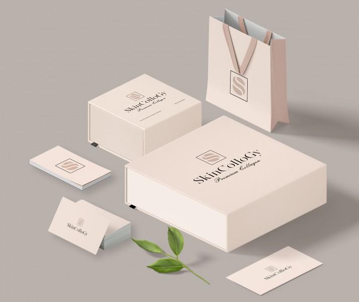 Логотип, фирменный стиль и упаковка