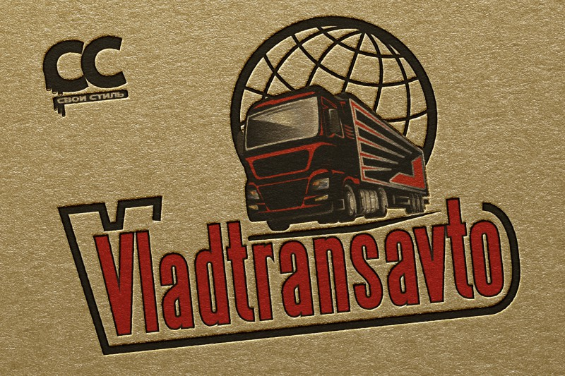 ЛОГОТИП - VLADTRANSAVTO - Транспортная Компания