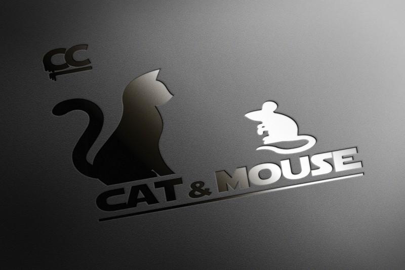 ЛОГОТИП - CAT & MOUSE