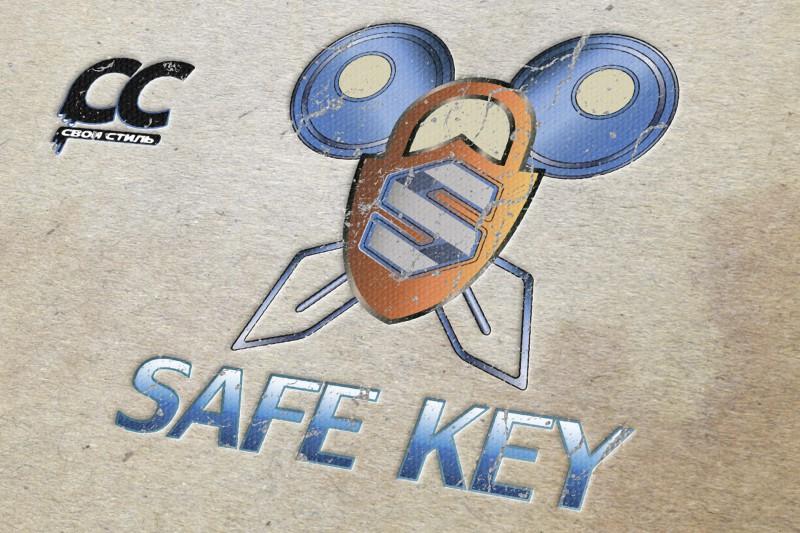 ЛОГОТИП - SAFE KEY - Группа Безопасности