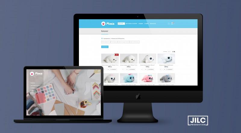 Mimis - интернет магазин игрушек