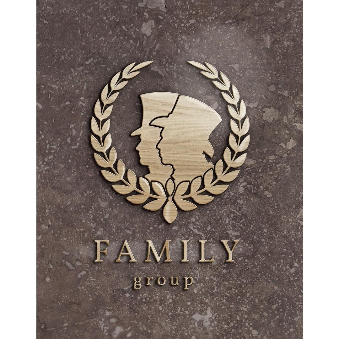 Логотип для компании Family Group