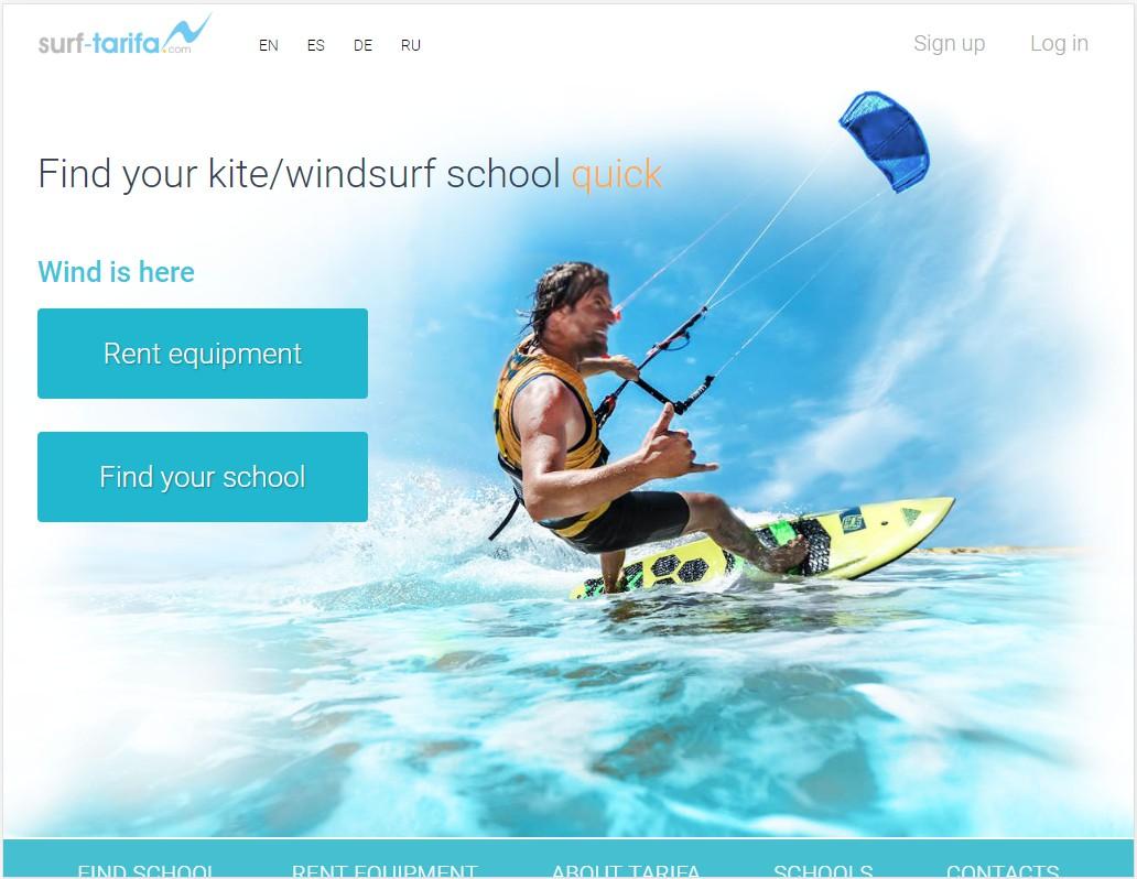 редизайн готового сайта на yii