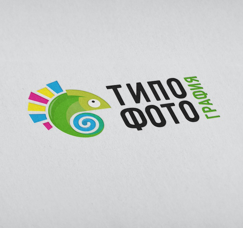 Лого для типографии
