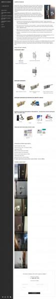 """Пять продающих текстов для сайта компании """"Дверь-на-Замок"""""""