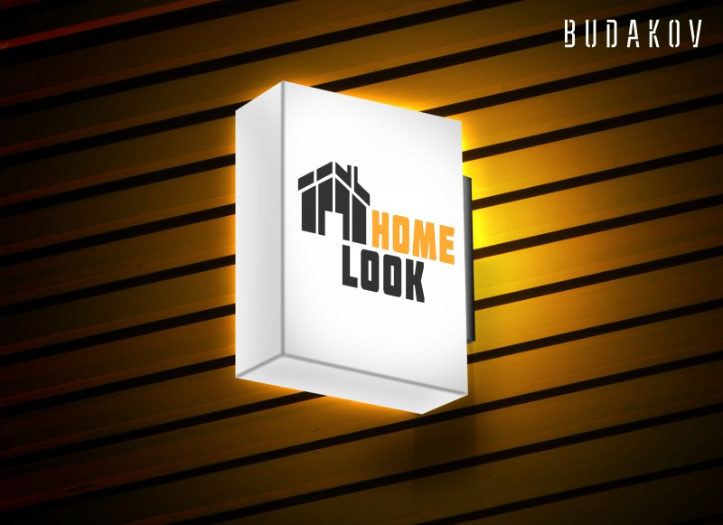 Логотип для агенства домашнего дизайна