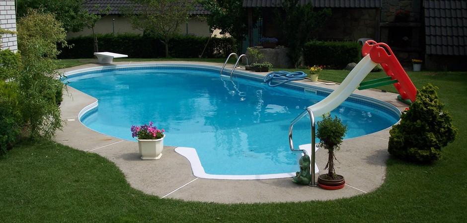 Строительство бассейнов, сео-статья