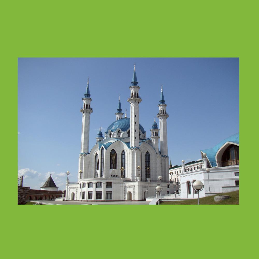 10 достопримечательностей Казани (заметка в газету)
