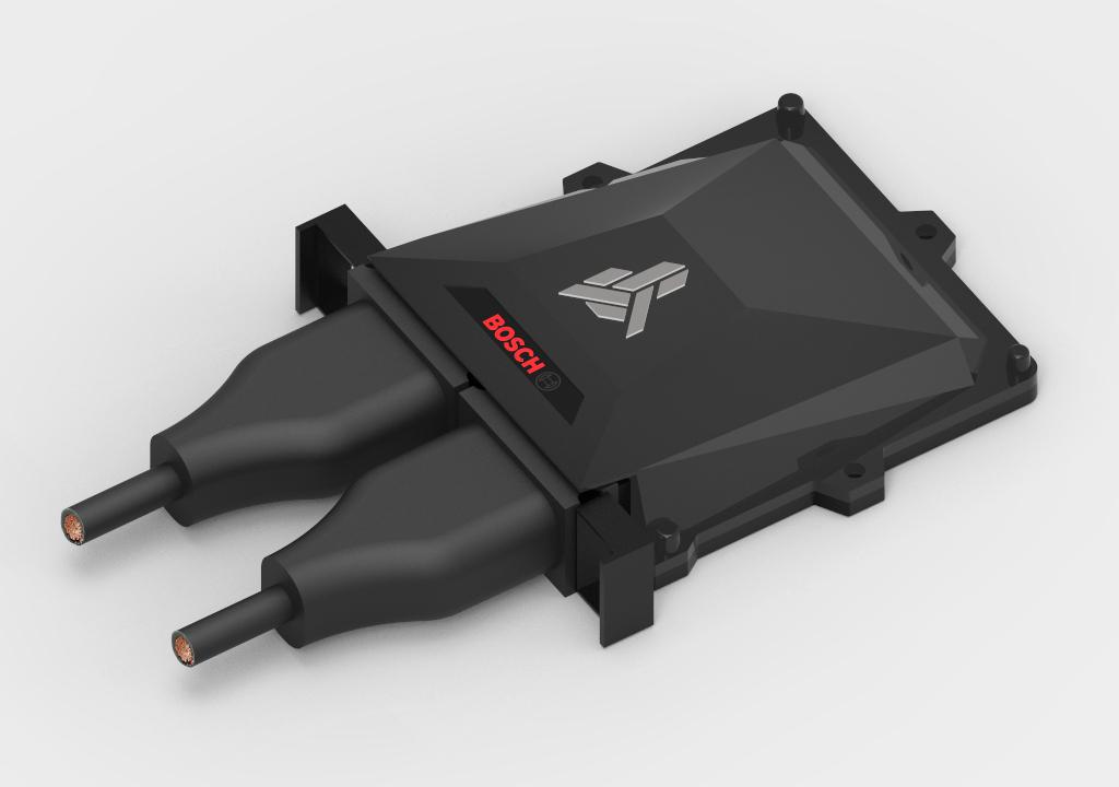 Электронный блок управления для автомобиля