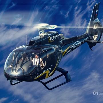 Авиакомания Хелипорт. Вертолетные перевозки
