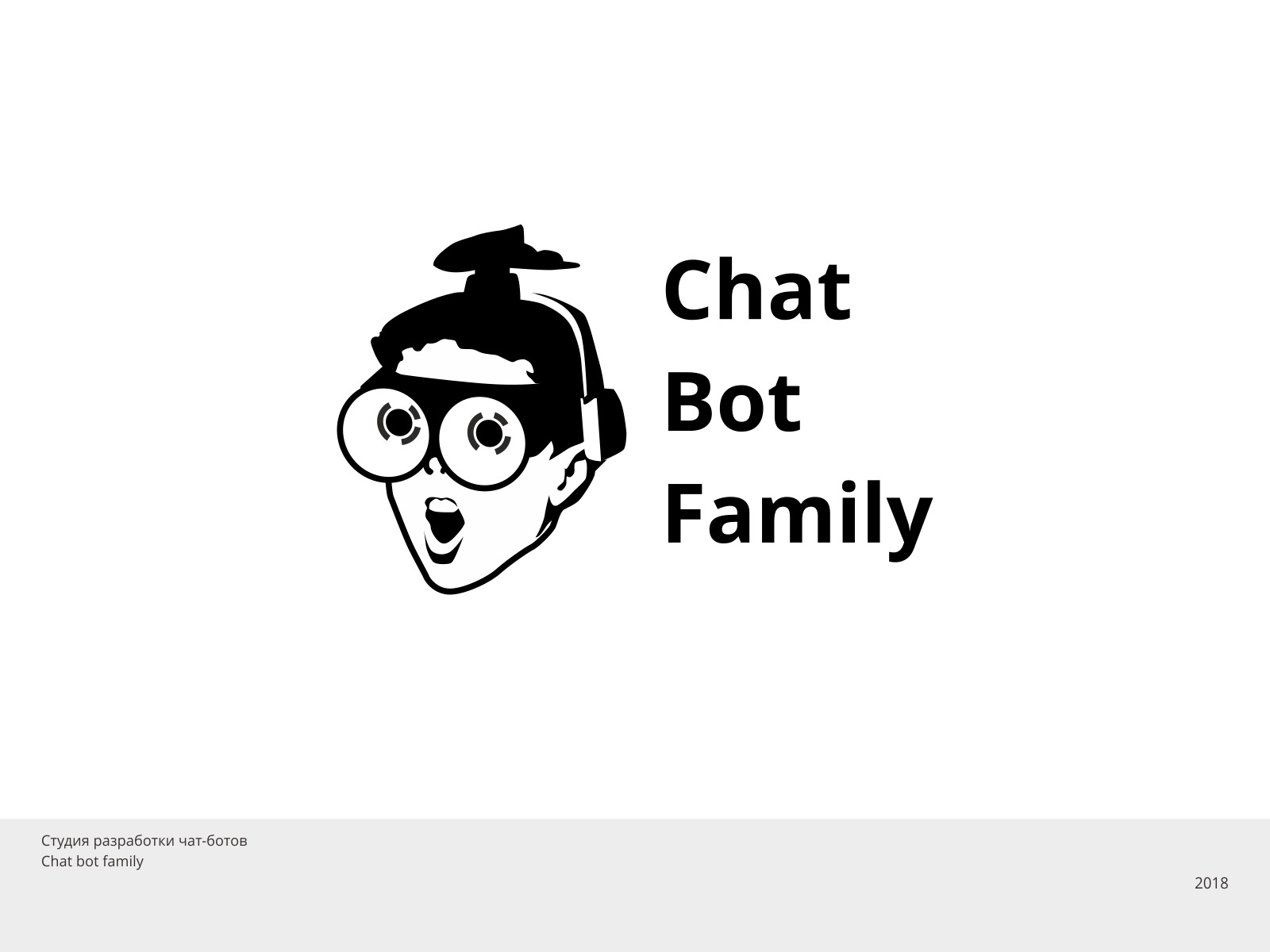 Логотип Чат бот фэмили
