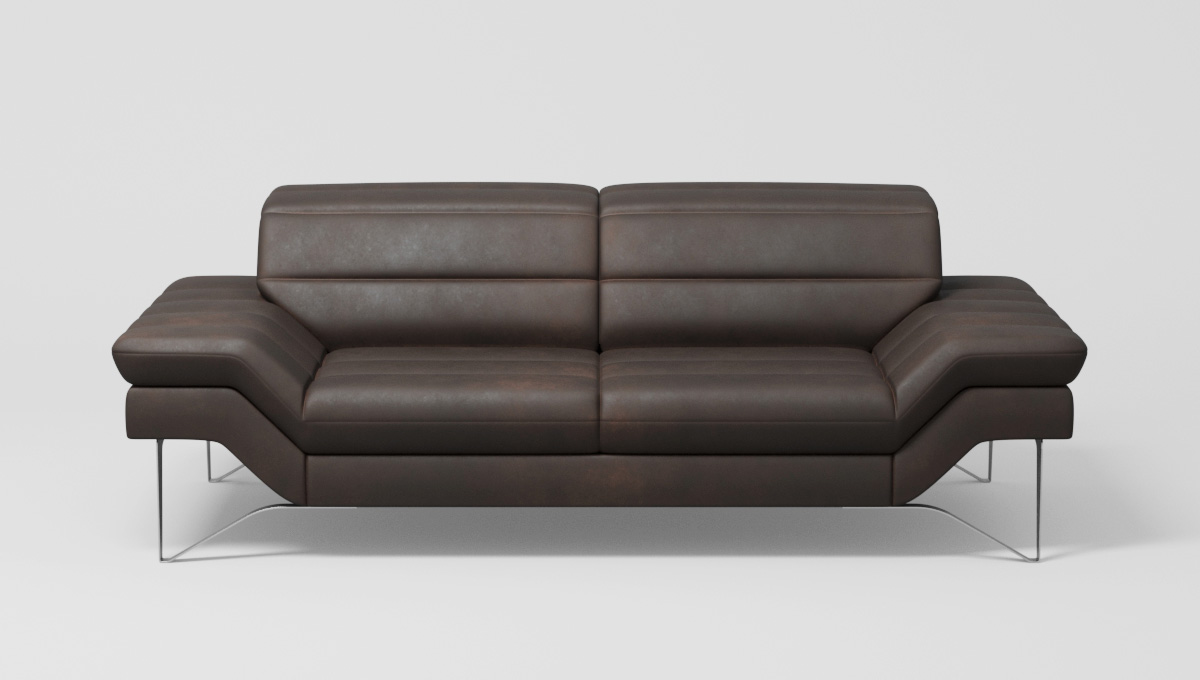 Моделирование дивана