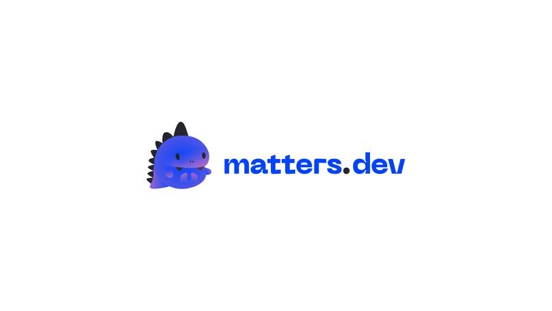 Matters.dev