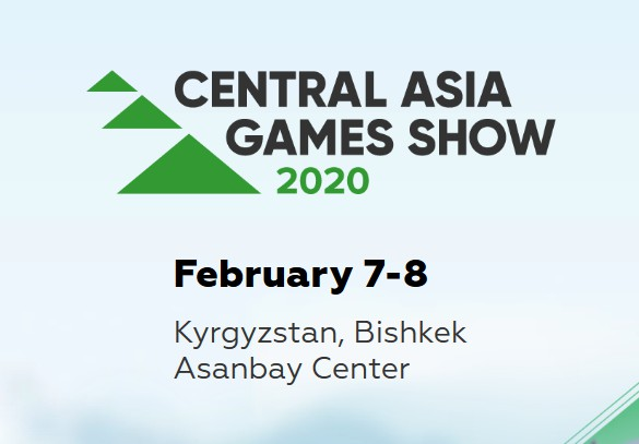 Central Asia Games Show РУС --> ENG