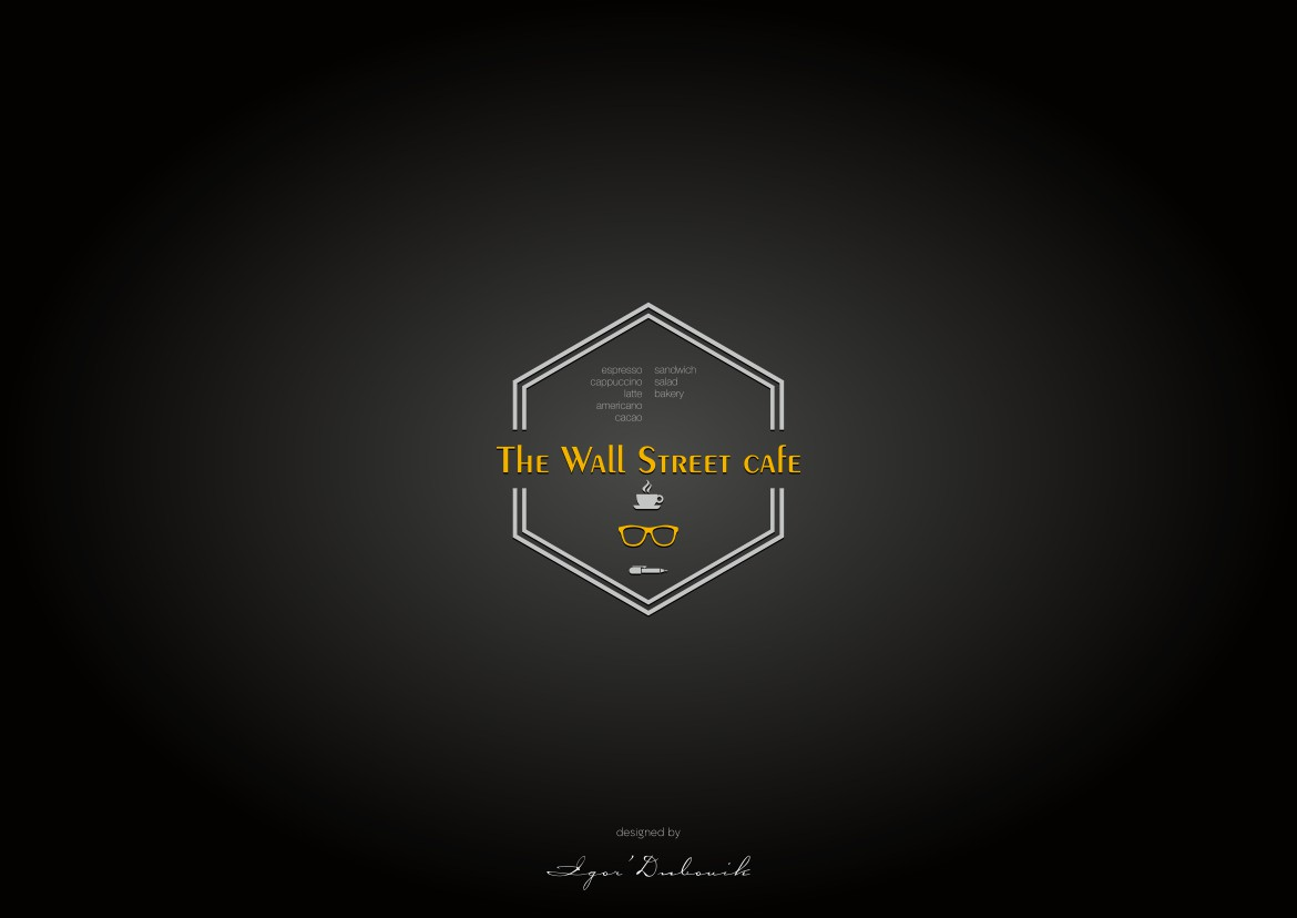 The Wall Street cafe