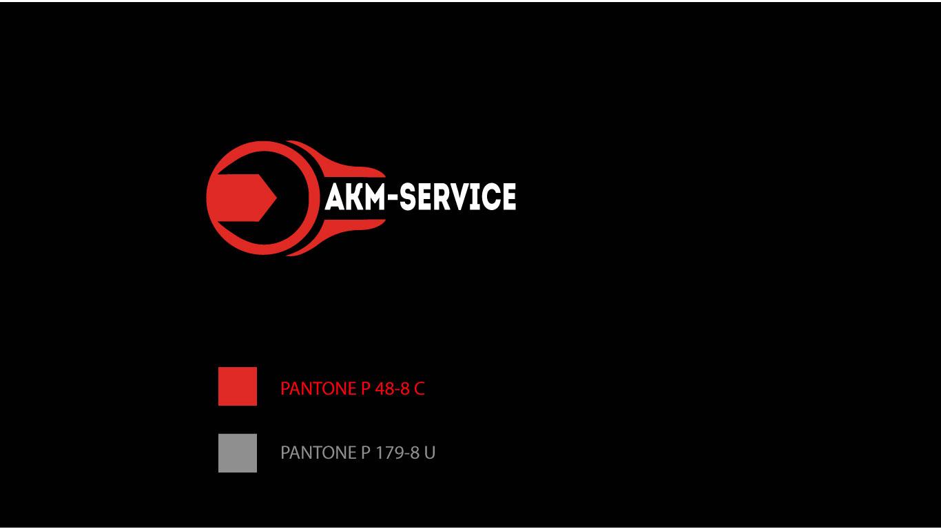 Логотип АвтоСервиса АКМ-СЕРВИС